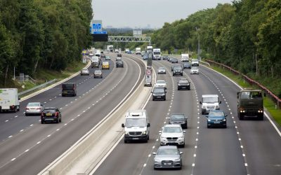 SAFE DRIVING ON THE MOTORWAY