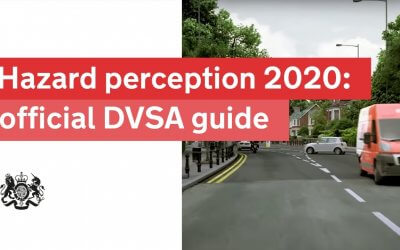 WHY THE HAZARD PERCEPTION TEST IS SO IMPORTANT